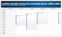 Loading Calendar Appointments from Exchange Server (Office 365) using EWS (ASP.NET)