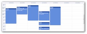AJAX Event Calendar for Java and jQuery (Open-Source)