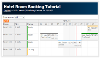 Hotel Room Booking Tutorial (ASP.NET, C#, VB, SQL Server)