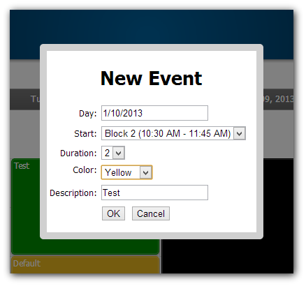 How to write custom events in asp net