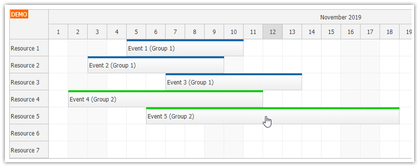 javascript-scheduler-highlighting-related-events-on-hover.png
