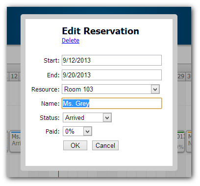 Hotel Room Booking Tutorial (ASP NET, C#, VB, SQL Server