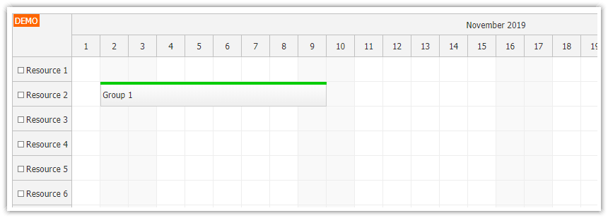 javascript-scheduler-expandable-event-groups-basic-group.png
