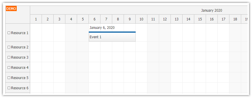 javascript-scheduler-text-above-event.png