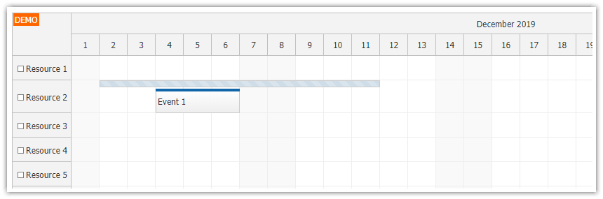 javascript-scheduler-highlight-target-drag-and-drop-date-range.png
