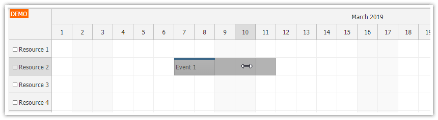 javascript-scheduler-skip-non-business-event-resizing.png