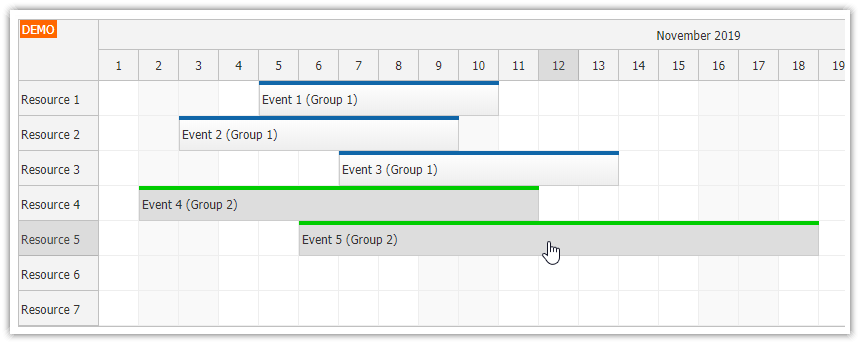 javascript-scheduler-selecting-related-events-on-click.png