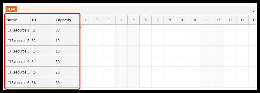 javascript-scheduler-show-hide-columns-define.png