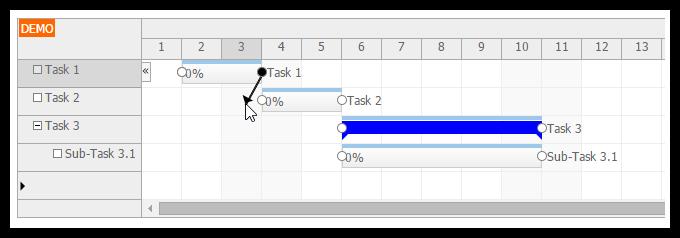 Html5 Gantt Chart Javascriptphp Daypilot Code