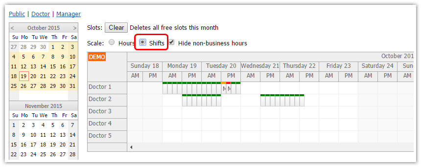 angularjs-doctor-appointment-scheduling-php-scale-shifts.png